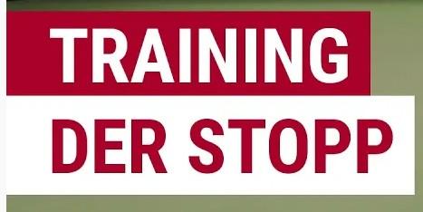 Training Stopp